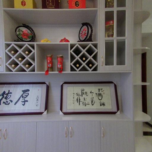 美美搭家居龙光城北十二现代风格实景案例